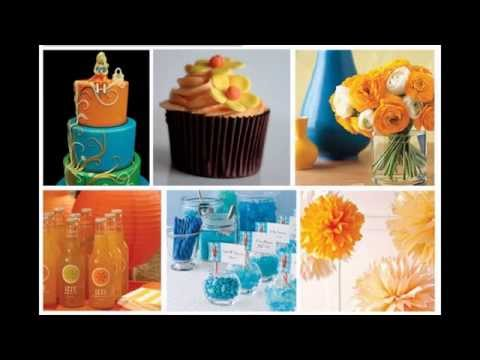 Modern baby shower themes decorations ideas