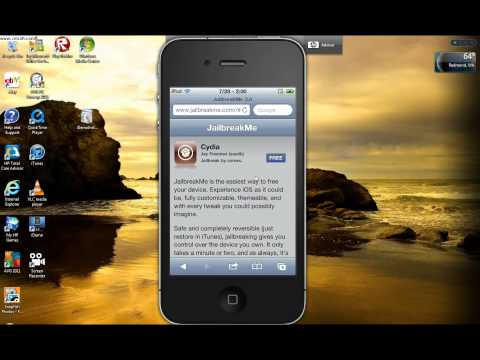 how to jailbreak ipod tough or iphone 4g easy and how to get  android lock