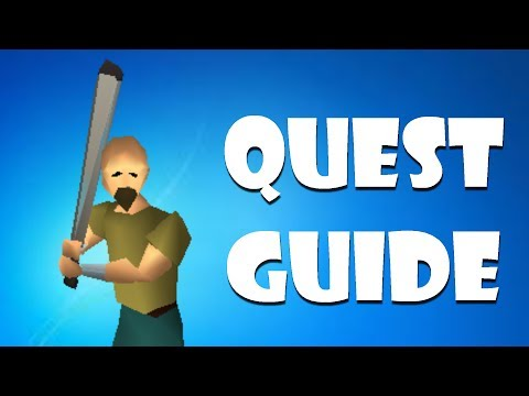 OSRS: Another slice of H.A.M. [QUEST GUIDE] 2017