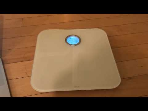 Re- Pair Sync Fitbit Aria Scale Wi-Fi Network