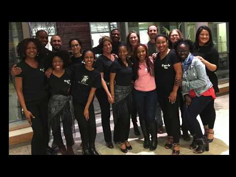 Salsa with DanceInTime at the Silver Spring Civic Center