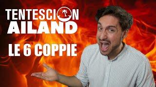 TEMPTATION ISLAND 2019: LE 6 COPPIE   ANTHONY IPANT'S