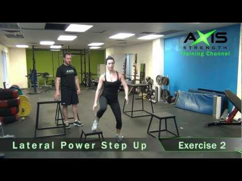 Axis Strength - Plyo Boxes - Favorite Exercises