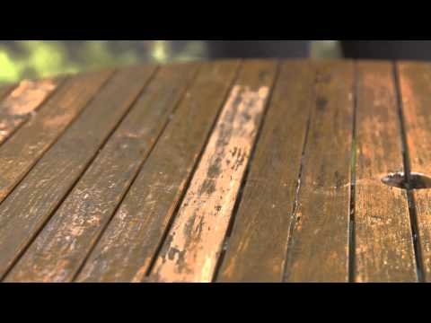How to Strip Old Paint from Your Garden Furniture
