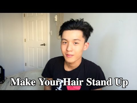 How To Make Your Hair Stay Up All Day ( No Blow Dryer Needed! )