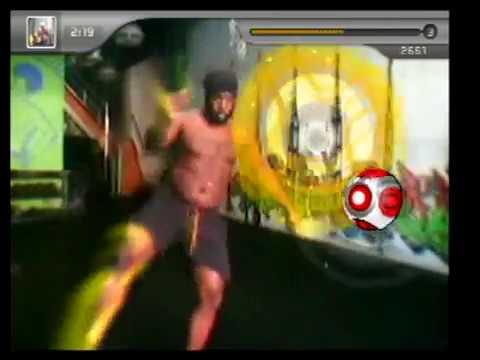 Capoeira Home Workout Cardio & HIIT Training PS2 Eyetoy Kinetic 1
