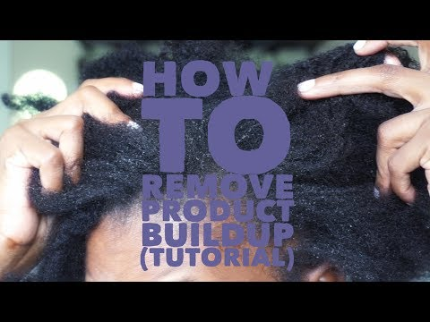Cantu Shea Butter ACV Root Rinse | How To Clarify/Product Buildup on Scalp and Natural Hair