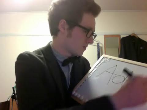 Want neater handwriting? Learn to write again!