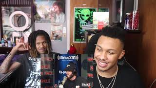 Lil Dicky Freestyle on Sway In The Morning Reaction Video