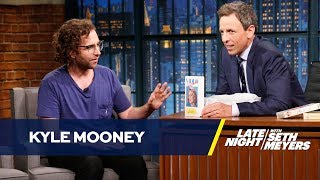 Download Kyle Mooney Shows Off His Epic '80s and '90s VHS Collection Video