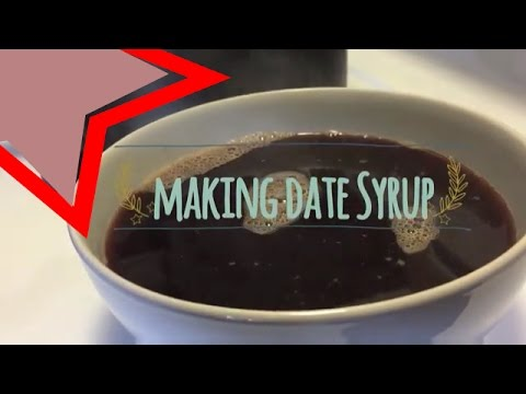 How to Make Date Syrup | The Healthiest Sweetener Known to Man | Sweeter than Maple Syrup?!