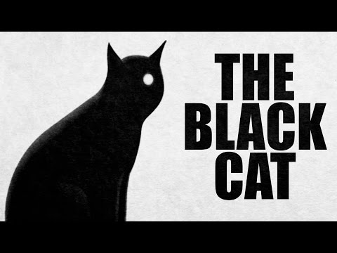 THE BLACK CAT Edgar Allan Poe | Halloween Scary Stories + Creepypastas | Classic Horror