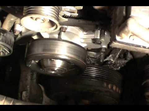 How To: Water Pump Replacement GM 3800 V6 ( Change / Install for Chevy, Buick, Pontiac, Oldsmobile)