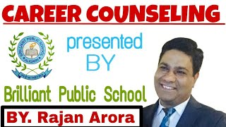 Career counseling by Brilliant Public School Aligarh
