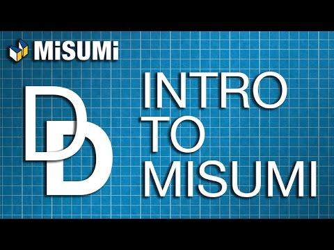 An Introduction to Misumi | Design On Demand | MISUMI USA