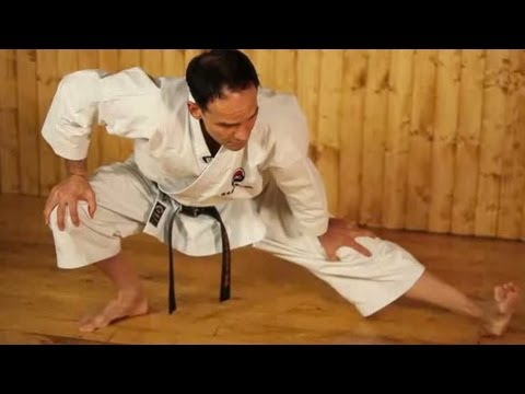 How to Warm Up for Karate | Karate Lessons