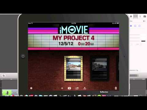 How to upload a Video from iMovie for iPad to YouTube