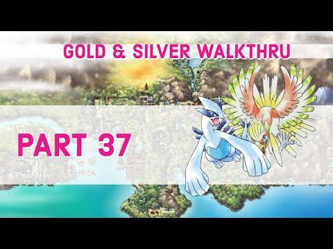 Pokemon Gold/Silver Walkthrough - Part 36 - Rock Tunnel/Radio Card
