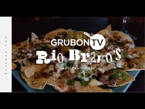 GrubOn Episode 2 With Foodie life's Keith Hoffert - Rio Bravo Mexican Restaurant Pensacola FL