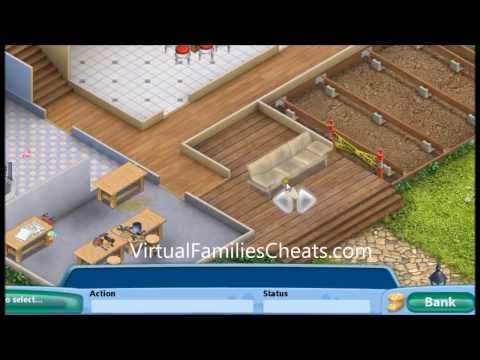 How To Sell Stuff On Virtual Families - Best Cheats and Walkthroughs