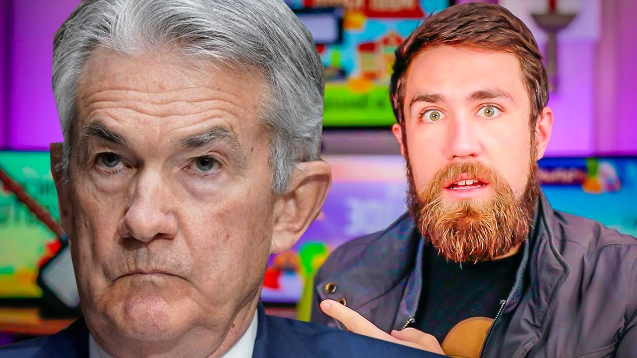 Fed Releases Statement & Jerome Powell Speaks!