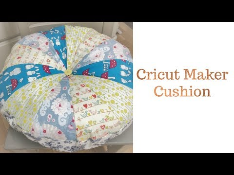 Cricut Maker sprocket Cushion