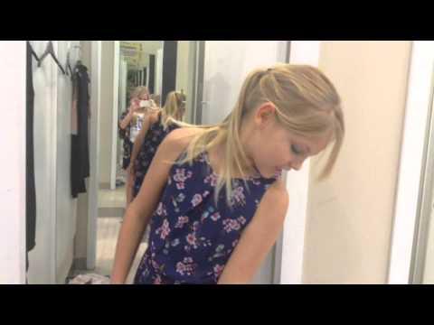 disco dress shopping!