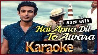 Hai Apna Dil To Awara   Sanam Puri   Karaoke