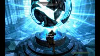 Elder Scrolls V Skyrim Findind Staff Of Magnus Defeating Ancano And S