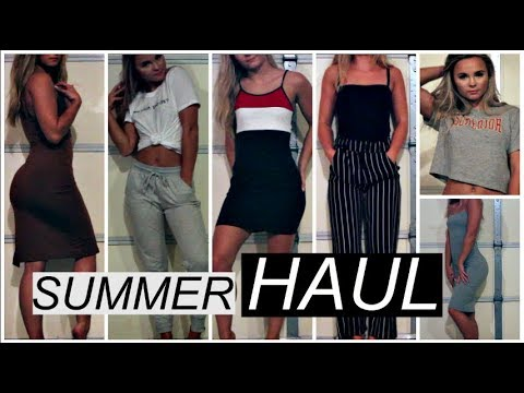 TRY ON SUMMER HAUL