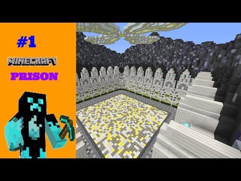[READ THE PINNED COMMENT] Minecraft OP Prison - Ep 1: Getting Started!