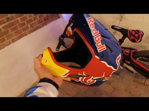 How to get your own RED BULL Helmet in 14 Steps