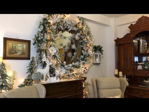Winter Wonderland Christmas Home Tour Collaboration 2017
