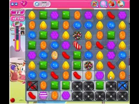 糖果粉碎传奇 第86关 Candy Crush Saga Level 86
