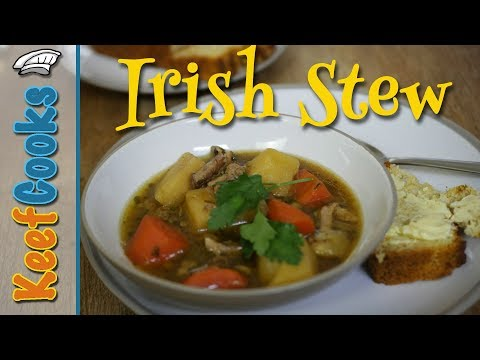 Irish Stew | St Patrick's Day