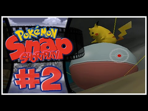 Pokemon Snap: #002 - Power Plants and Apples Galore! [Short Plays]