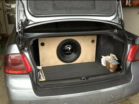 15 Diamond Audio Subwoofer