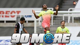FA CUP SEMI FINAL DRAW | #90More