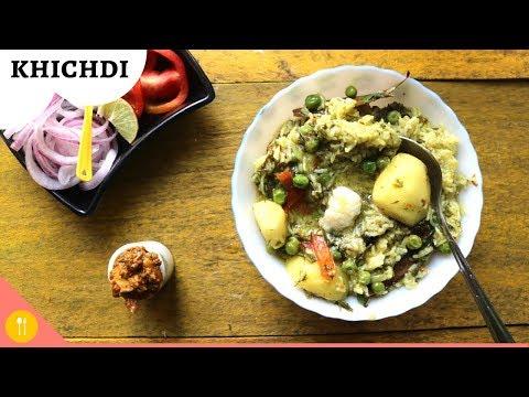 Aloo Matar Khichdi  | Potato & Peas Khichdi | One Pot Meals | खिचड़ी बनाने की विधि