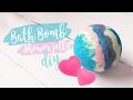 Bath Bomb & Shower Jelly | DIY | Valentýnská edice