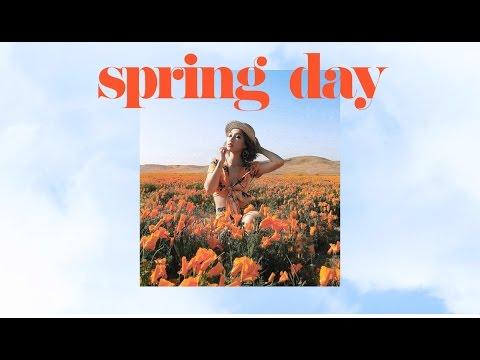 SPRING DAY (lookbook)