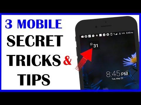 இப்படியும் பயன்படுத்தலாம் | 3 best smartphone tips and tricks | CAPTAIN GPM-TAMIL