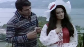 Dharmendra Leaves His Job for Saira Banu, Saazish - Romantic Scene 3/17