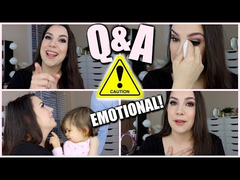 Q&A! Part 2 | Baby #3? Guilty Pleasure? Return to News?