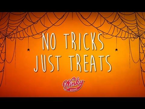 No Tricks, Just Treats: Winky® Gelatin