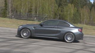 [4k] Audi TTS Coupé vs BMW M2 6-speed manual