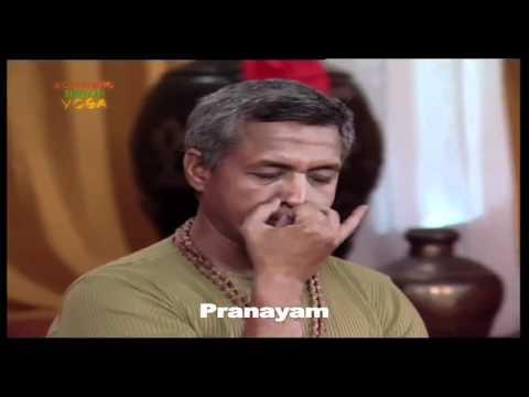 Yoga for Eyesight Restoration - 6. Pranayam Asan