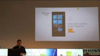 Windows Phone 7 presentation