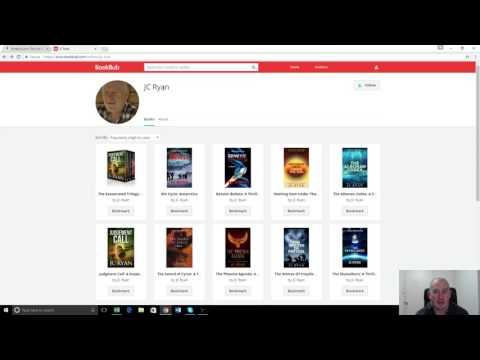 Update Cover Image in BookBub