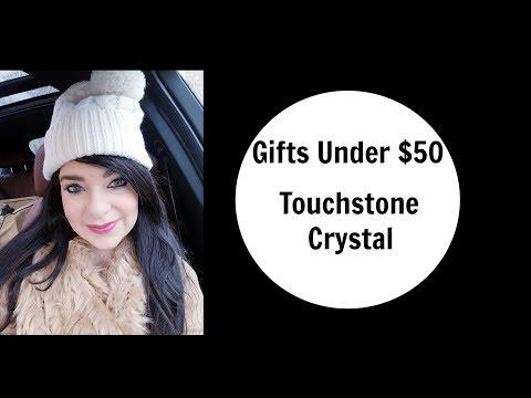 Touchstone Crystal Jewelry UNDER $50 Christmas Deadline Dec 18 2017